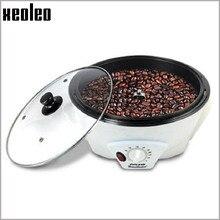 XEOLEO, 800 г, электрическая жаровня для кофе, автоматическая пекарь для кофе в зернах, 1200 Вт, машина для выпечки кофе, подходит для жарки в зернах арахиса