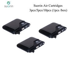 Original Suorin Air Cartridge Electronic Cigarette Atomizer 1.2ohm 2ml Replacement Pod For Suorin Air Vape kit