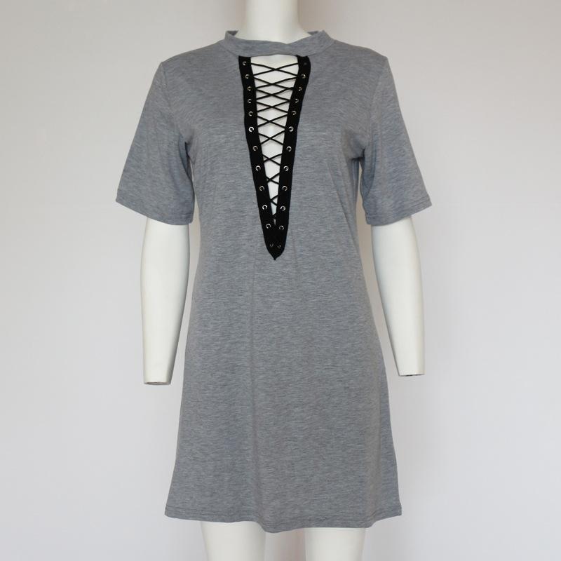 HTB1pc7gXw7pLuJjSZPiq6zP3VXaf - Sexy Women's Deep V-neck Shirts Women Tops Short Sleeve