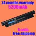JIGU 6cell  battery 3521 for DELL15-3521 MR90Y 15R 3521 N3521 5521 N5521 VR7HM W6XNM X29KD XCMRD laptop