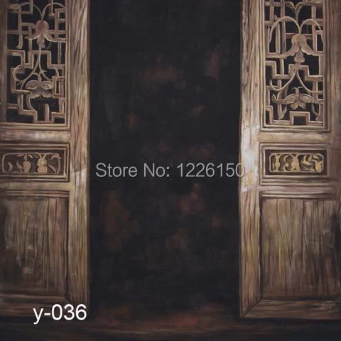 Ancient Wooden Door muslin BackdropY036,10x20ft Hand Painted Photo Background,estudio fotografico,backgrounds for photo studioAncient Wooden Door muslin BackdropY036,10x20ft Hand Painted Photo Background,estudio fotografico,backgrounds for photo studio