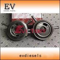 Para a escavadora v3300 v3300t V3300 DI bobcat capa do refrigerador de óleo|seat|seat seatseat valve -