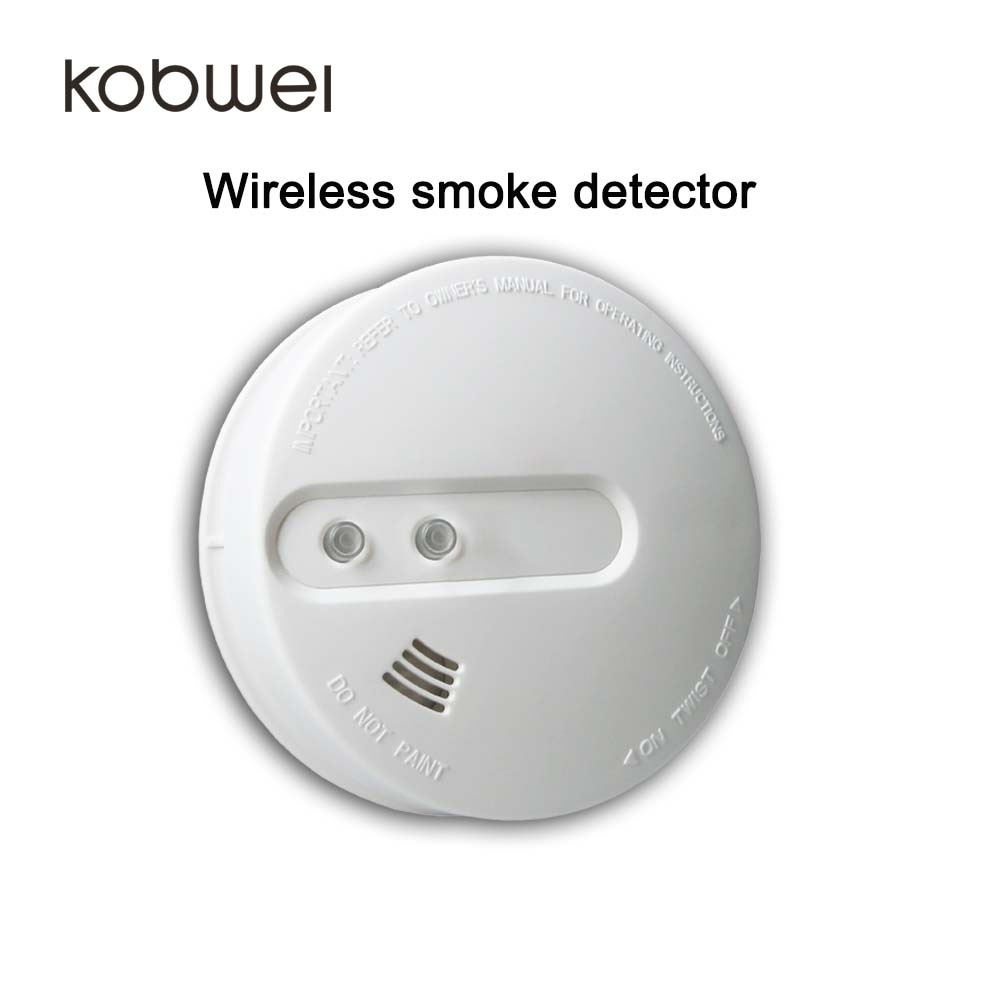 high quality photoelectronic 433mhz wireless smoke detector fire alarm sensor. Black Bedroom Furniture Sets. Home Design Ideas