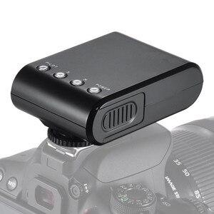 Image 2 - Mini LED lampy błyskowej Speedlite latarka dla Sony A9 A7S A7R A7 III II A6500 A6400 A6300 A6000 A3000 / Canon EOS M50 M6 M5 M3 M2 M