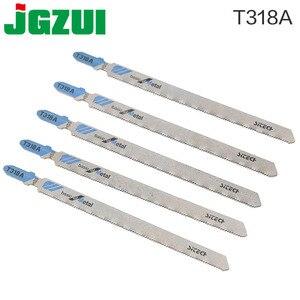 5PCS Saw Blades T318A Clean Cu