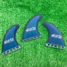 Синий Вафельная Ткань Из Стекловолокна Плавники из углеволокна для серфинга плавники для серфинга