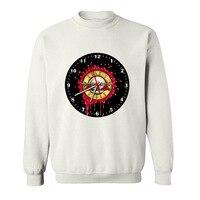 2017 Newest Fashion Funny Guns N Roses Print Funny Hoodies Sweatshirts For Men