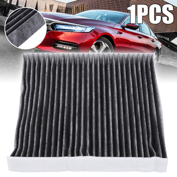 For Honda 1pc Cabin Fiber Air Filter Non-woven 80292-TZ5-A41 Support Accord Civic CRV Odyssey Pilot image