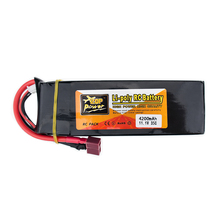 Lipo 11.1v 3s 4200mAh battery 35C max 35C ZOP XT60 or T plug lithium batteries for  RC Helicopter Airplane drone parts