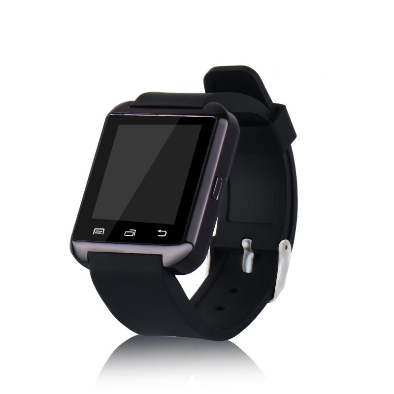 U8 smart watch anti-lost free-hand bluetooth connect for android samsung phone
