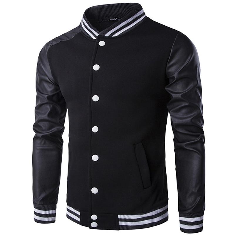 Mlb leather jackets