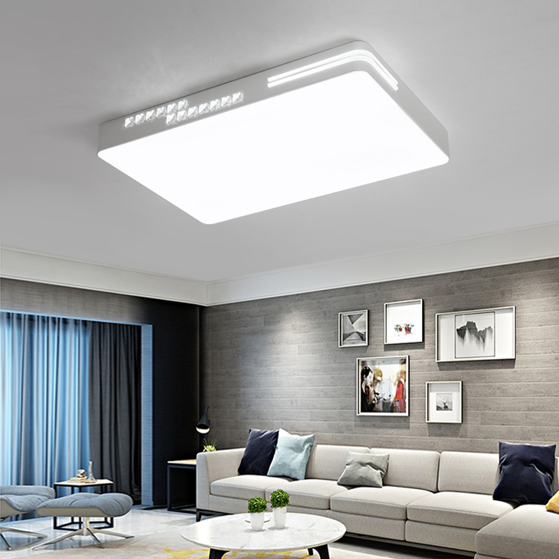 Modern led ceiling lights Fixtures for living room Bedroom Kitchen lampara led techo surface mounted ceiling lamp remote control