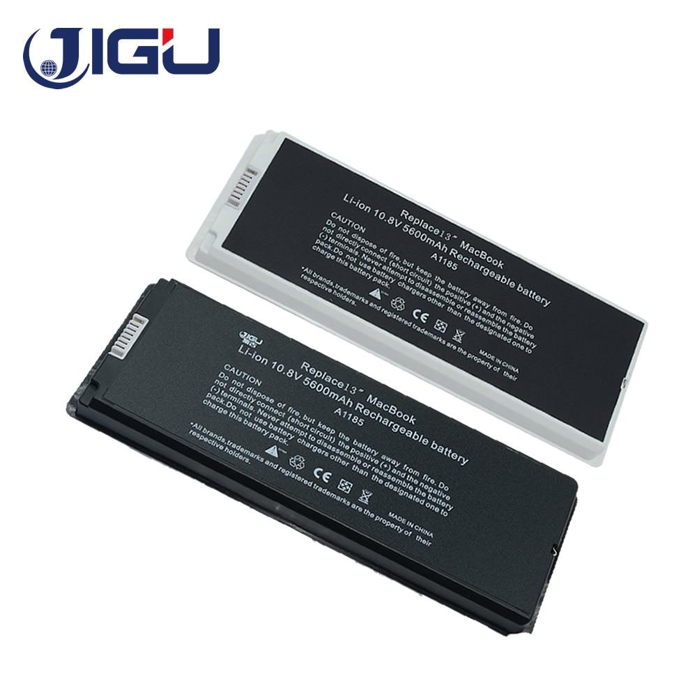 JIGU Black Battery For Apple MacBook A1181 For Macbook 13 inch A1185 MA472 MA701MA566 MA566FE/A MA566G/A MA566J/AJIGU Black Battery For Apple MacBook A1181 For Macbook 13 inch A1185 MA472 MA701MA566 MA566FE/A MA566G/A MA566J/A
