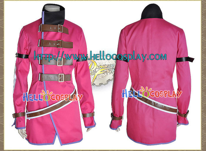 Dungeon and Fighter Cosplay Costume H008