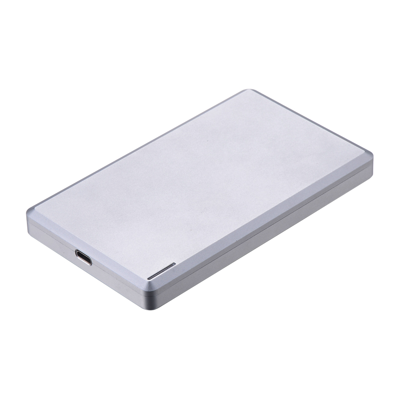 Uneatop UT62100U3C 2.5 inch SATA Aluminum USB 3.1 Type-C External HDD/SSD Enclosure Laptop Case ugreen hdd enclosure sata to usb 3 0 hdd case tool free for 7 9 5mm 2 5 inch sata ssd up to 6tb hard disk box external hdd case
