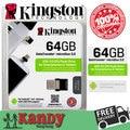 Kingston usb 3.0 microUSB otg flash drive pen drive 16 gb 32 gb 64 gb Smartphone PC cle usb stick mini chiavetta presente memoria usb