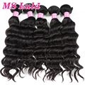 Free Shipping New Arrival Unprocessed Peruvian Virgin Hair Loose Body Wave 4pcs lot 100 human hair Ms Lula hair Fast shipping