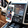 CD del coche boca mosquetón creativo multifunción soporte para teléfono sostenedor del teléfono del coche de navegación soporte para teléfono móvil soporte para coche