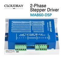 Cloudray 2相ステッピングモータnema 34モーター24V-80VDCまたはVAC16-70VAC 6a cncマイクロ-ステッピング置き換えるm542、2m542 ce証明