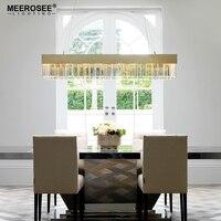 המודרני מלבני גדול תאורת נברשות תליון חדר אוכל מסעדה בר פוסט מודרני תליון מנורת תליית Abajur