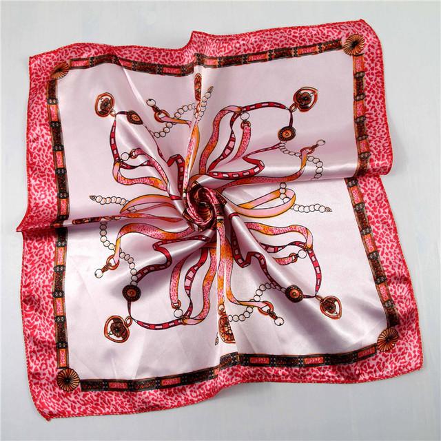 Flower Wild Neckerchief | Bandana Scarves