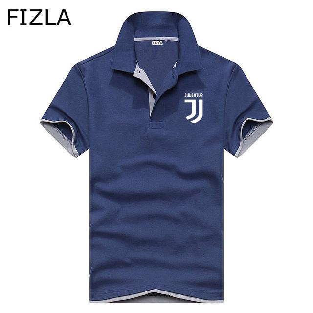 Brand Polo Shirt Men Casual short sleeve polo shirts Juventus polo Homme high quality Big Size 3XL Mens Designer Polos
