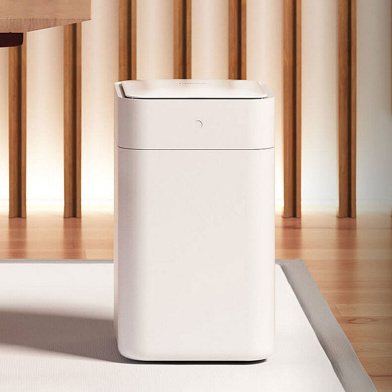 Air Purifier Parts Air Conditioning Appliance Parts Original Xiaomi Mijia Townew T1 Smart Trash Can Motion Sensor Auto Sealing Led Induction Cover Trash 15.5l Mi Home Ashcan Bins
