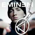 Ожерелье Eminem Slim Shady Hip Hop Rapper Rock Популярный Логотип Символ серебряного цвета кулон Модные музыкальные украшения для мужчин оптовая продажа