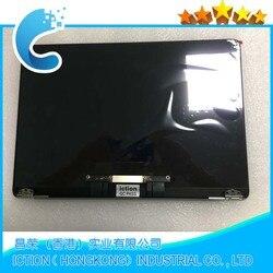 Echt Nieuwe A1932 LCD Volledige Montage voor Macbook Air Retina 13.3 2018 A1932 Lcd-scherm Volledige Montage 2018 Jaar EMC 3184 MRE82