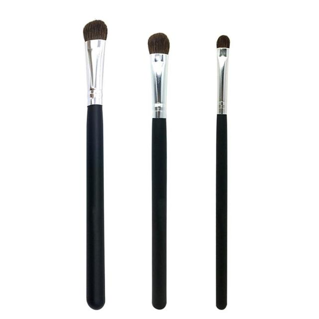 Portable Eye Shadow Makeup Brush Soft Hair Eyeshadow Eyebrow