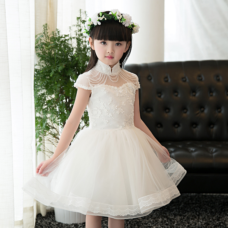 2017NEW Girl Dresses Cinderella Dress Costume Princess Party Dresses Girls Christmas Clothes Fresh Birthday Dress For Teenagers halloween wear cinderella princess dress for girl sleeping beauty christmas costume girls clothes fancy teenage party dresses