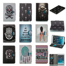 Case For Funda iPad Mini 1/2/3 1 2 3 PU Leather Wallet Stand Protective Cover ipad mini1 mini2 mini3 Silicone Shell