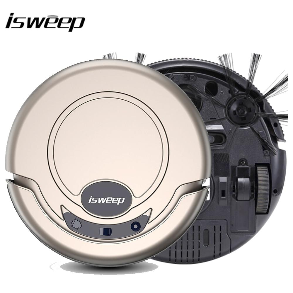 ISWEEP S320 Intelligente Robot Aspirapolvere Domestico Spazzare Asciutto Bagnato Aspirapolvere Senza Fili Elettrodomestici Con Pulire Panno