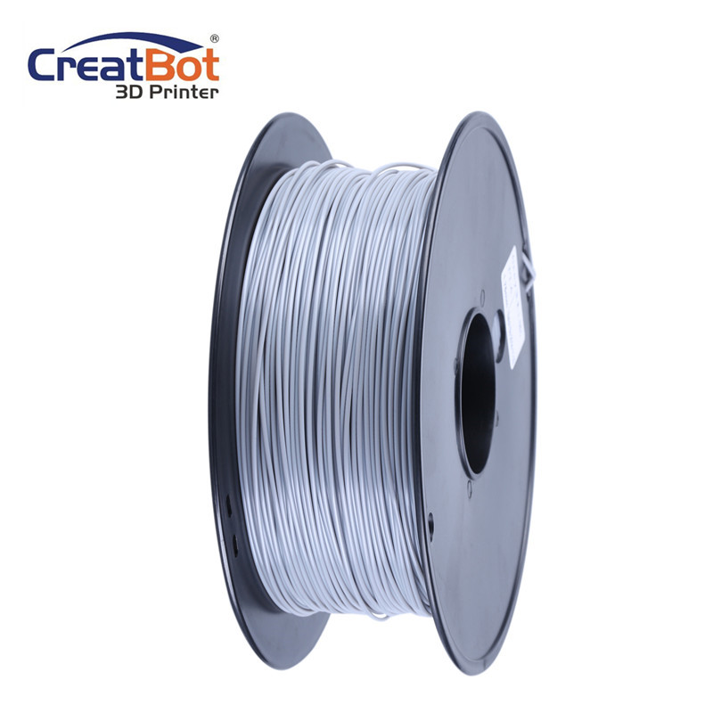 ФОТО grey DIY PLA 3D filament, 1.75mm / 3.0mm  1kg  Varied Colors Available 2015 Upgraded for 3d printer