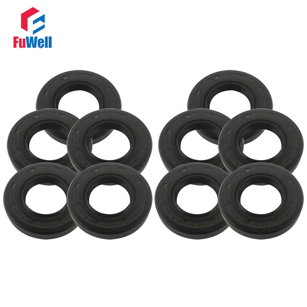 Rubber Metric Rotary Shaft Oil Seal 40x60x12mm