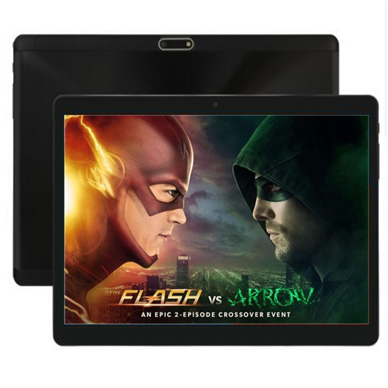 10 Inch  Android 7.0 3g Tablet Pc 4gb Ram 64gb Rom 5.0mp 1280x800 Screen Gps 3g Wcdma Octa Core 2.5d Glass Kids Tablets