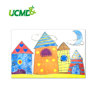 Chalybeate Soft Whiteboard Culture Wall Whiteboard Magnets 100 100cm 0 65