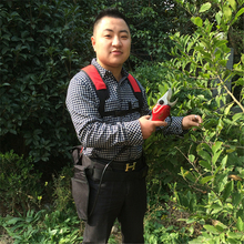 Battery Operated Pruner,electric tree pruning shear,power pruner,Lithium Battery Powered Electric Pruning Shear for grape,apple