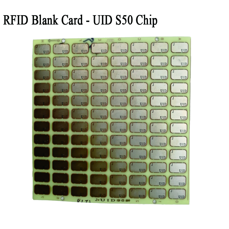 96pcs per sheet UID CUID mifare s50 chip rfid chipset cob id ic clone keyfob copy tag fob token duplicator card for locksmith 1pcs 100% brand new npce885ea0dx npce885eaodx qfp 128 chip ic chipset graphic chip