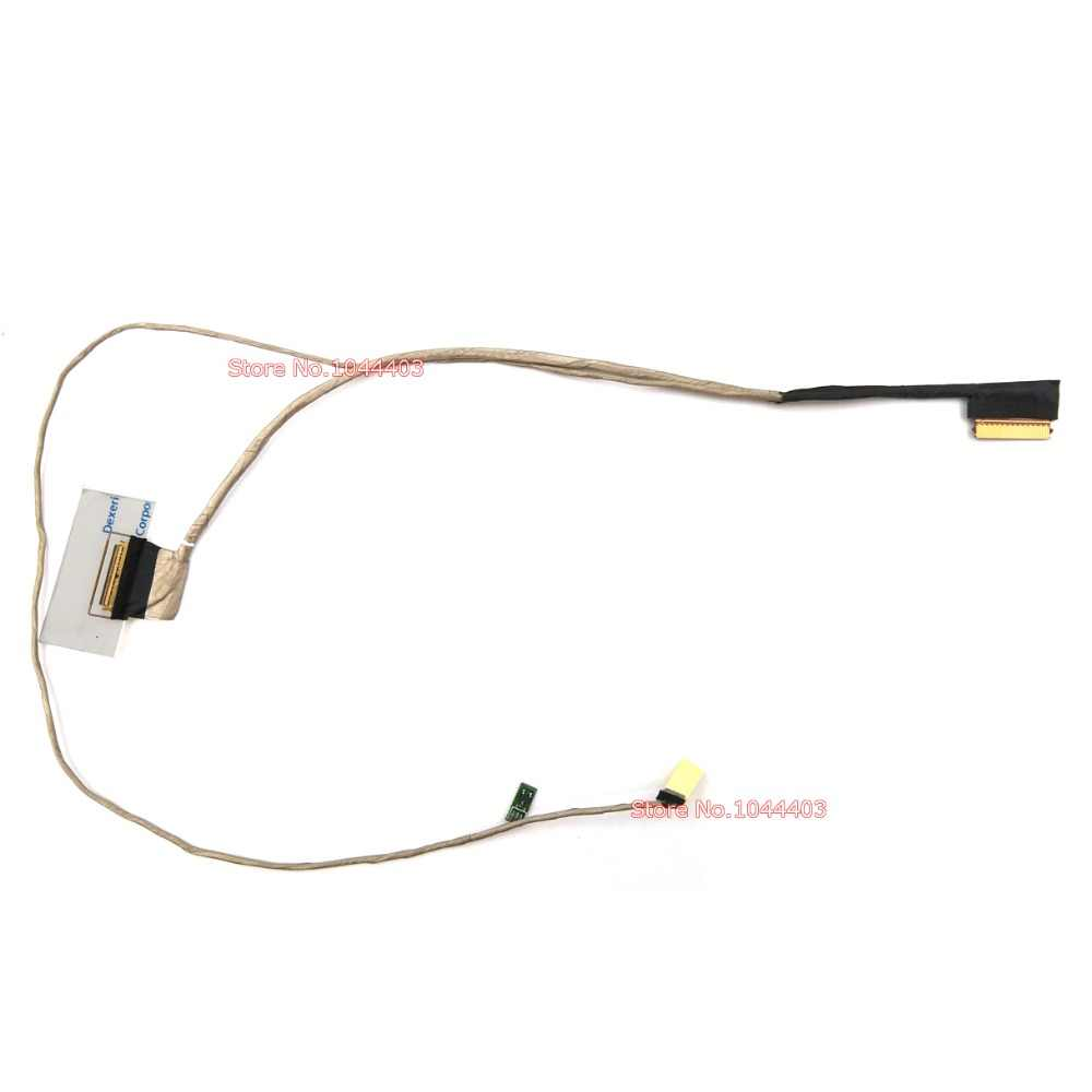 New Laptop Lcd lvds Cable for Lenovo Ideapad 700-15ISK LCD Screen Display 450.06R04.0003