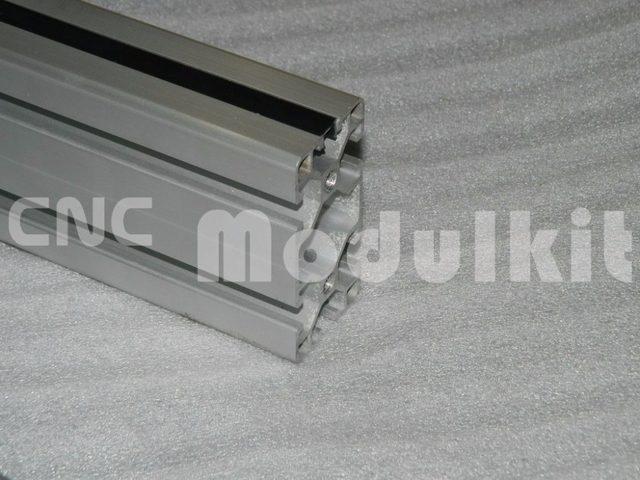 4080L Aluminum Profile For CNC Router Aluminium Frame Extrusion Profile Free Cutting Device Equipment Construction CNC MODULKIT