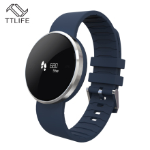 TTLIFE Marke Mode Intel Armband Bluetooth Sport Smart Armband Herzfrequenz Monito Smartwatch Kompatibel Für IOS Android