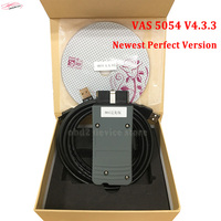 High Quality VAS 5054A Full OKI Chip ODIS V3 0 3 Bluetooth Diagnostic Tool VAS5054A 5054