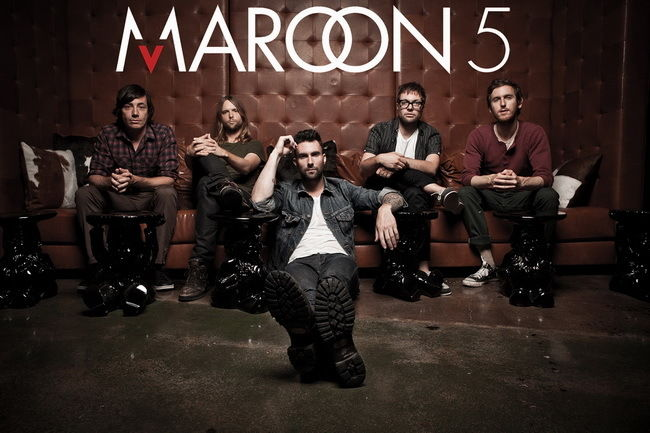28 Maroon 5 - American Pop Rock Band Adam Levine Art 21x14 Poster