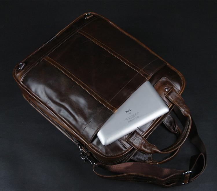 f9a887b4d380c Großhandel ANAPH Luxus Männer Vintage Importiert Aktentasche Aus ...