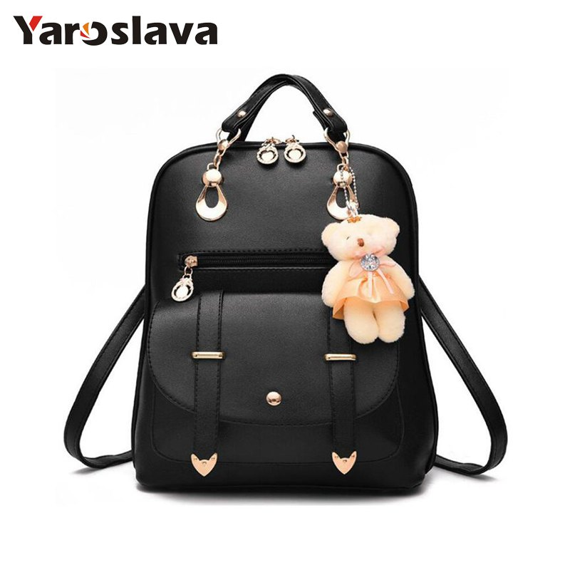 2019 New Arrival Fashion Women Backpack New Spring And Summer Students Backpack Women Korean Style Backpack High Quality LL24