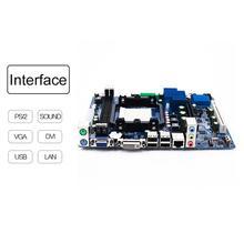 цена на 8 USB Ports DDR3 Memory Main Board Motherboard for AMD AM3 A78 938 Dual Core