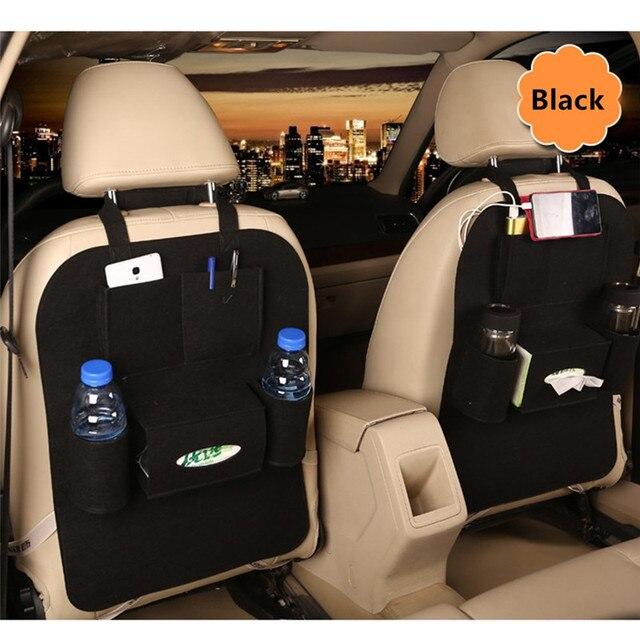 Protetor de Assento de Carro Multifunções Back 1 pc dust-proof Crianças assento de carro Mat Pontapé Proteger da Lama Sujeira à prova d' água peças do carro tampa