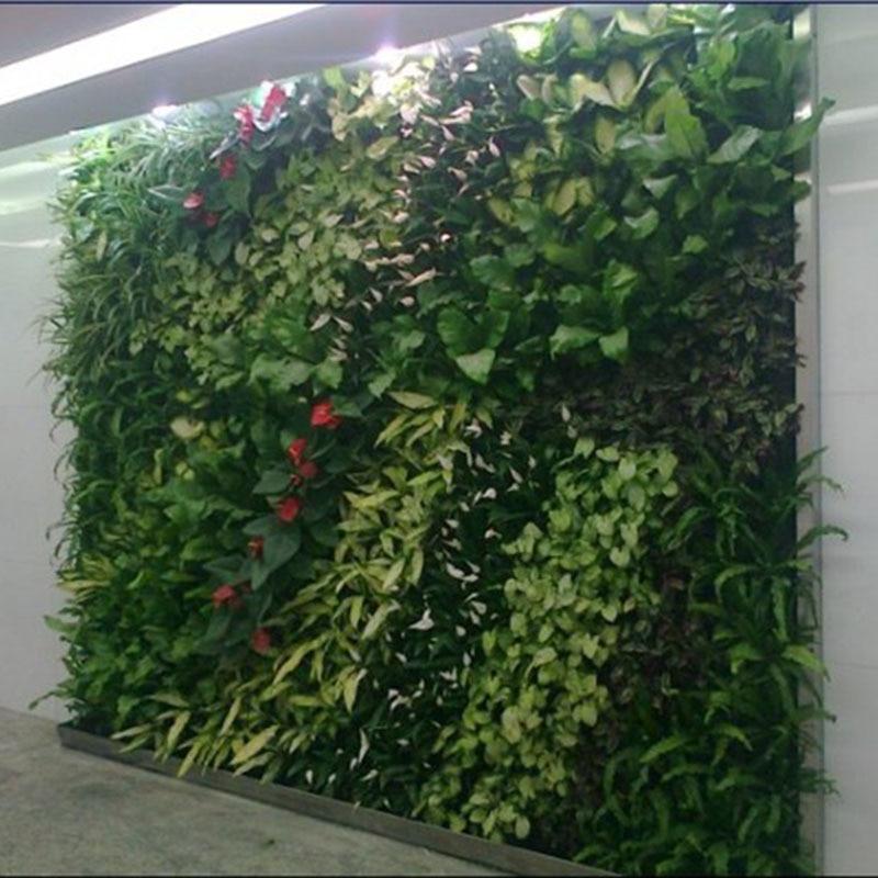 Artificial Plants Interior Design Home Decor Wall Decoration Process Plant Jungle Forest On Aliexpress