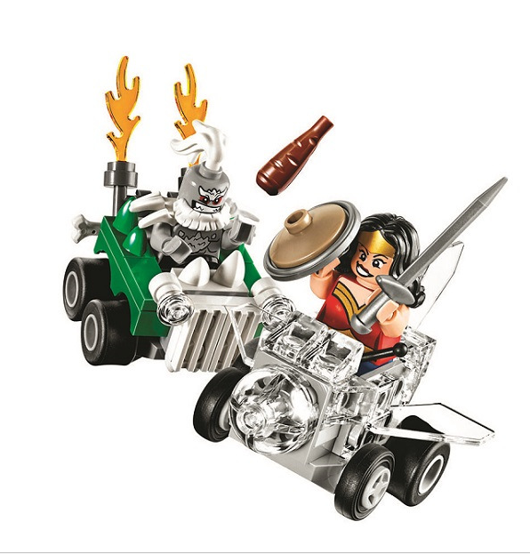 Building Blocks Sets china Super Heroes Mighty Micros Wonder Woman Vs. Doomsday  Buildi ccompatible with Lego 76070 конструктор lego super heroes 76069 mighty micros бэтмен против мотылька убийцы